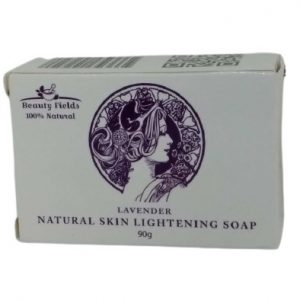 Natural Pigmentation Soap