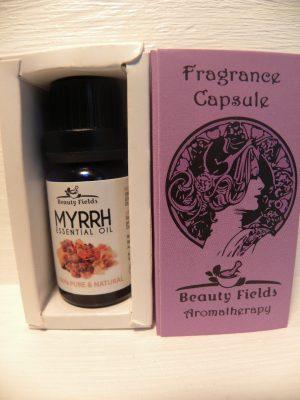 Myrrh Essential Oil Gift