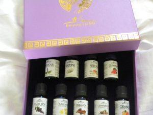 9 essential oils romance
